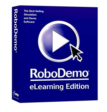 RoboDemo eLearning Edition 5
