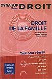 echange, troc Frédéric Debove, Renaud Salomon, Thomas Janville - Droit de la famille