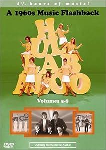"""Hullabaloo: A 1960s Music Flashback, Vols. 5-8 (Full Screen)"""