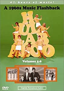 """Hullabaloo: A 1960s Music Flashback, Vols. 5-8 (Full Screen)"""