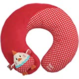 Tuc Tuc Red Baby and Toddler Neck Support Pillow. NeckSaver. Koala Collection.