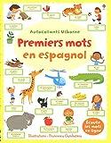 Premiers mots en espagnol - Autocollants Usborne