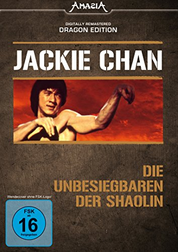 Die Unbesiegbaren der Shaolin (Dragon Edition)