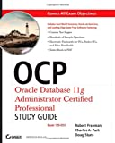 51Z2YCSL8TL. SL160  Top 5 Books of OCA & OCP Computer Certification Exams for May 5th 2012  Featuring :#5: OCP: Oracle Database 11g Administrator Certified Professional Study Guide: (Exam 1Z0 053)