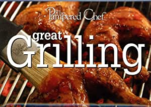 Amazon.com: The Pampered Chef Great Grilling Recipe Card ...  Pampered