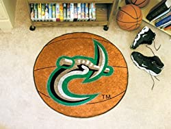 "North Carolina (Charlotte) 49ers 29"" Round Basketball Floor Mat (Rug)"