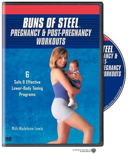 Buns of Steel: Pregnancy & Post-Pregnancy Workouts
