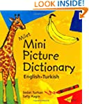Milet Mini Picture Dictionary (Turkis...