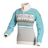 """CMP """"Knitted Pullover"""" Damen Norweger (7H76471 A143) Gr. 40"""