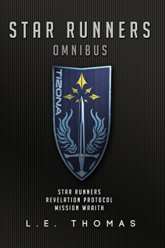 Book: Star Runners - Omnibus (Star Runners Omnibus Book 1) by L.E. Thomas