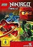 DVD & Blu-ray - Lego Ninjago - Staffel 4.2