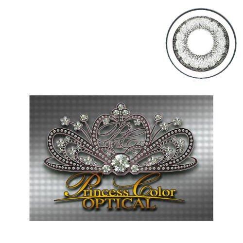 プリンセスカラーオプティカル ブラウン、カラーコンタクト#BC:8.7 パワー:ー5.00