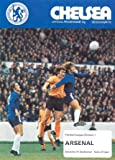 Chelsea v Arsenal official programme 14/09/1974