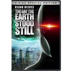 Day the Earth Stood Still (Three-Disc Widescreen + Full Screen Edition)