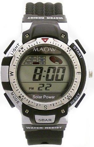 MAOW (マオ) 腕時計 ソーラー MD105-03 メンズ