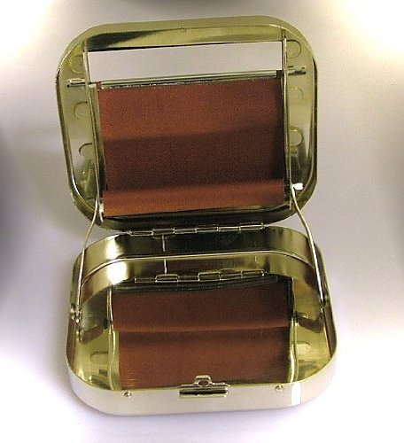 Thepresentstore scatola porta tabacco con macchinetta - Porta pacchetto sigarette amazon ...