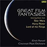 Great Film Fantasies - Star Wars, Harry Potter, Lord Of The Rings Erich Kunzel