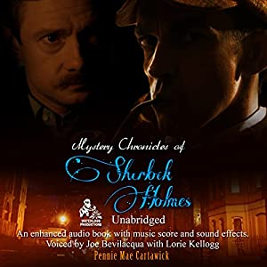 Mystery Chronicles of Sherlock Holmes Audiobook