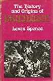 The History and Origins of Druidism (0715811606) by Spence, Lewis