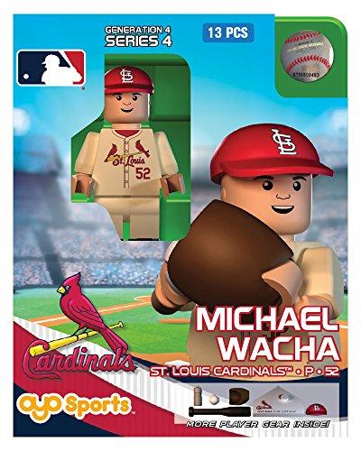 Michael Wacha MLB St Louis Cardinals Oyo G4S4 Minifigure
