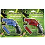 Spy Mission Die Cast Metal Cap Gun -w...