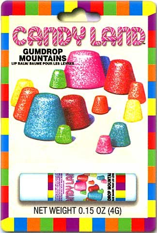 Boston America Candy Land Gumdrop Mountains Lip Balm - 1