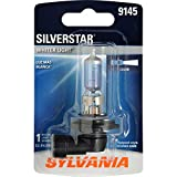 SYLVANIA 9145 SilverStar High Performance Halogen Fog Bulb, (Contains 1 Bulb)