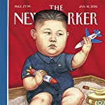 The New Yorker, January 18th 2016 (Lauren Collins, Luke Mogelson, Adam Gopnik) | Lauren Collins,Luke Mogelson,Adam Gopnik