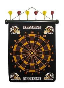 NFL Washington Redskins Dart Board by Rico