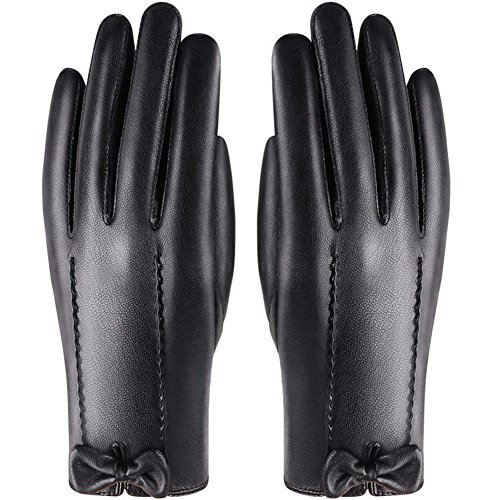 jqam-autunno-inverno-donne-pu-cuoio-jacquard-business-leisure-touchscreen-guanti-allaperto-guida-cic