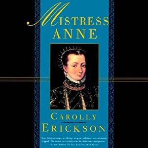 Mistress Anne Audiobook