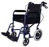 Leichte Falten Transitverkehr Rollstuhl mit Handbremsen - neue Modelljahr 2016