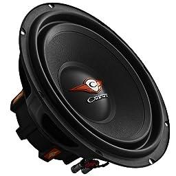 Cadence Acoustics S1W12-D4 900 Watt Peak 12-Inch Dual Voice Coil 4 Ohm Subwoofer