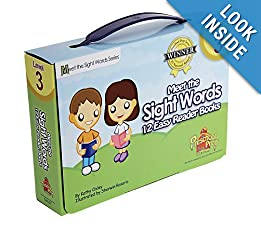 Meet the Sight Words - Level 3 - Easy Reader Books (boxed set of 12 books) ebook