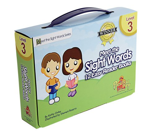 Meet the Sight Words - Level 3 - Easy Reader Books (boxed set of 12 books) (Can You Believe It Book 1 compare prices)