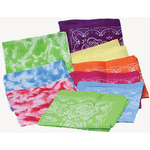 Assorted Bandannas - 1