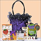Sparkly & Spooky Fun: Halloween Gift Basket for Tween Girl