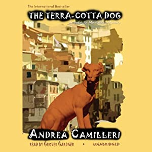 The Terra-Cotta Dog Audiobook