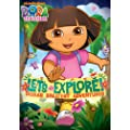 Dora The Explorer: Let's Explore! Dora's Greatest Adventures (Bilingual) [Import]