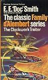 The Clockwork Traitor (0586043365) by E. E. Smith