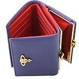 (ヴィヴィアンウエストウッド) Vivienne Westwood ヴィヴィアン レディース がま口 財布 WALLET 並行輸入品