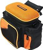 DOPPELGANGER(ドッペルギャンガー) ポータブルステレオスピーカーバッグ オレンジ  O BS2