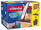 Vileda-137431-Ultra-Max-complte-Set-Balai--Plat-Seau-Essoreur