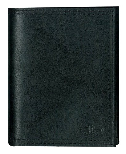 dockers-mens-trifold-walletblackone-size