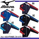 ミズノ(MIZUNO) トレーニングクロス(シャツ) N2JC5010 26 ブルー/レッド M