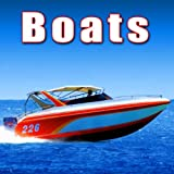 1950s Vintage Cabin Cruiser with Diesel Inboard Passes by at Medium Speed