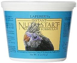 Lafeber\'s Nutri-Start Hand feeding formula for Baby Birds 11-Ounce Tub