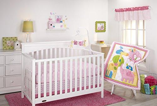 Little Bedding Forever Friends 10 Piece Crib Set - 1