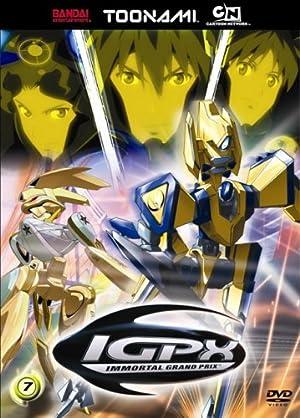 IGPX DVD-BOX