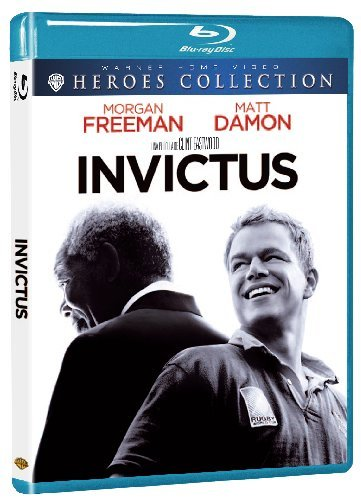 Invictus - L'invincibile [Blu-ray] [IT Import]